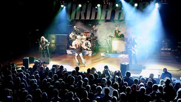 Uriah Heep rockt Telfer Rathaussaal