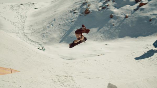 Eröffnung des Snowparks am Kaunertaler Gletscher 2019