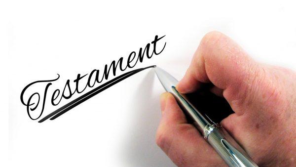 Gefahren beim Testament-Schreiben