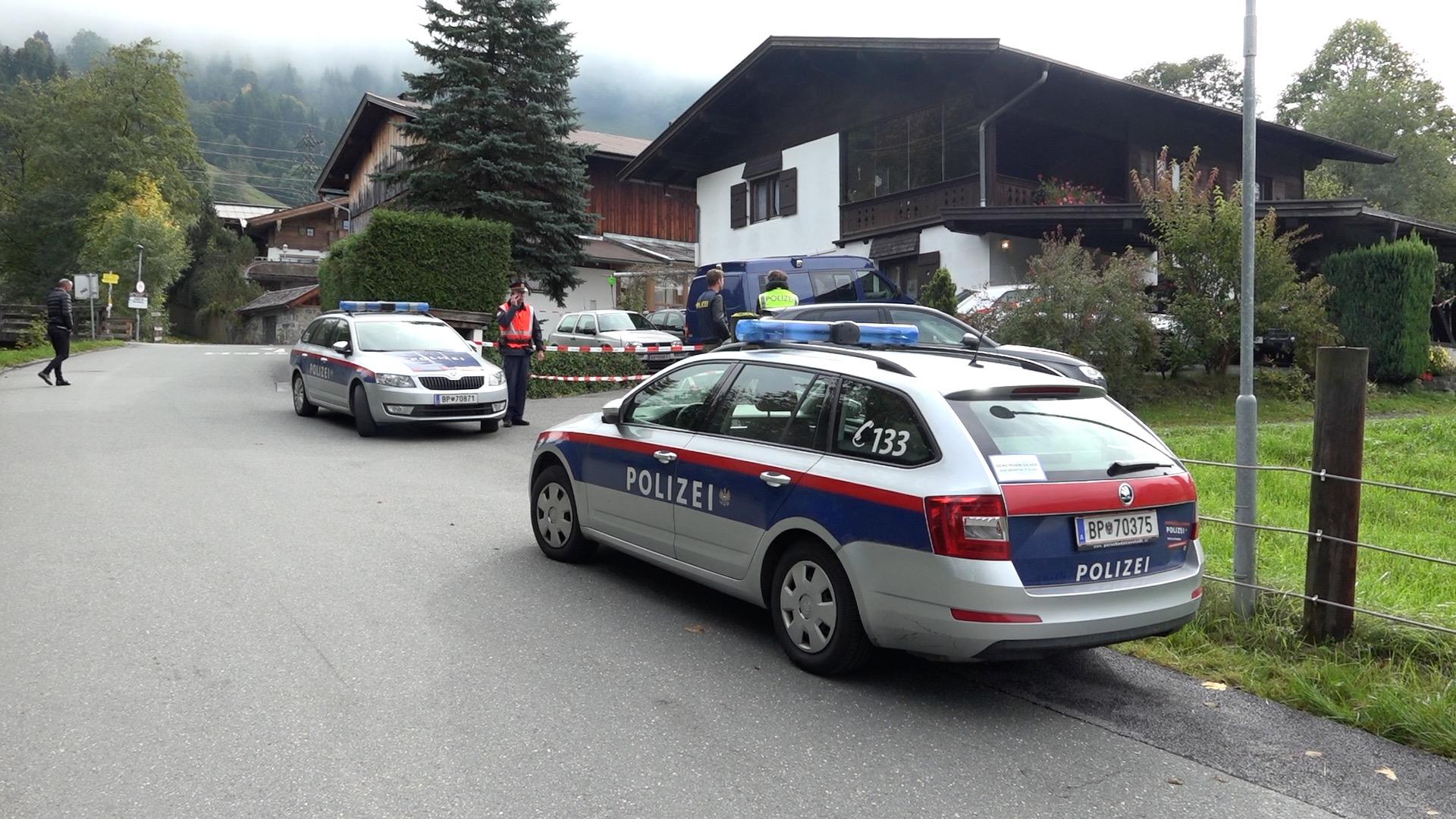 Fünffachmord in Kitzbühel