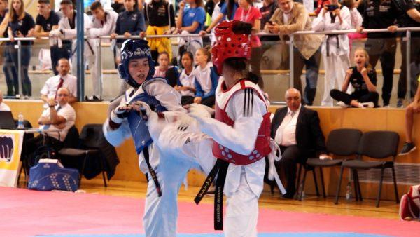 Taekwondo-Staatsmeisterschaft in Fulpmes