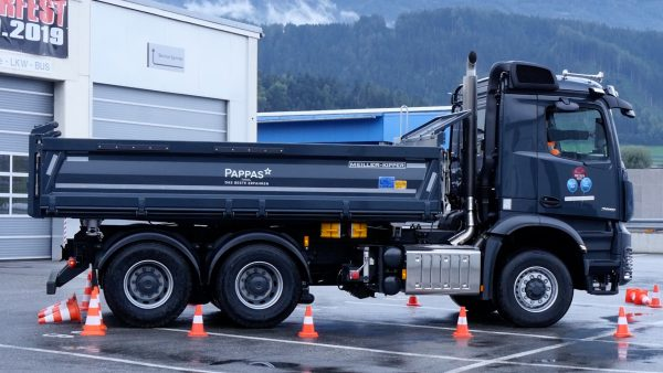 Pappas Truckerfest 2019 in Hall in Tirol