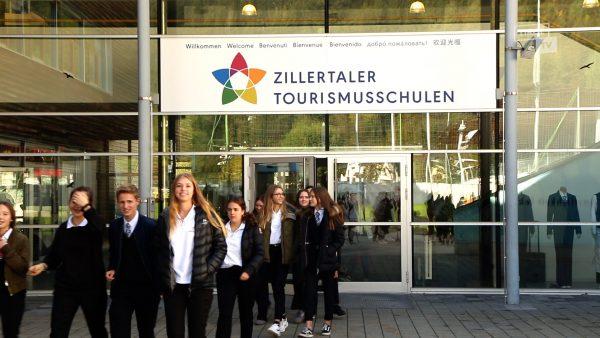 Die Zillertaler Tourismusschulen: Gastlichkeit lernen - Gastlichkeit leben