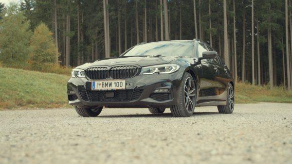 """""""Freude am Fahren"""" versprechit der Autohersteller vom 3er BMW Touring"""