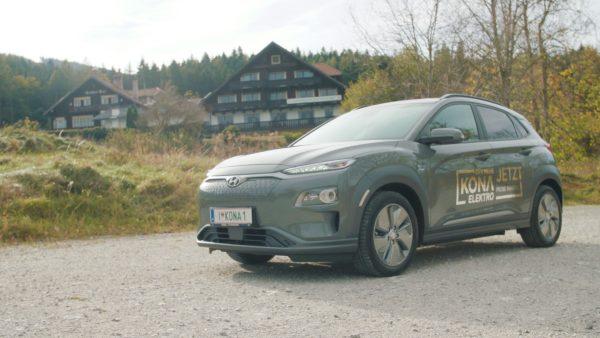 Wir testen den neuen Hyundai Kona Elektro