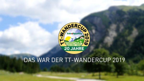 Der TT-Wandercup feiert 20-Jahr-Jubiläum