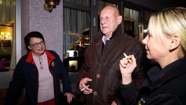 Erste Auswirkungen des Rauchverbots