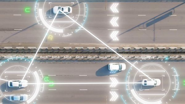Die Mobilität der Zukunft ist digital und fahrerlos