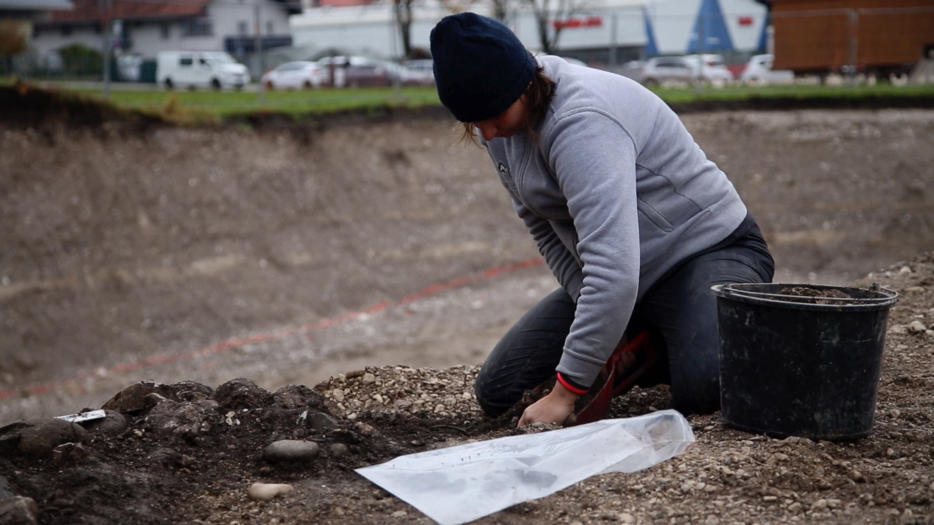 Telfer Bronzezeitsiedlung entdeckt