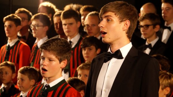 Sängerknaben-Konzert für Tiroler Vinzenzgemeinschaften