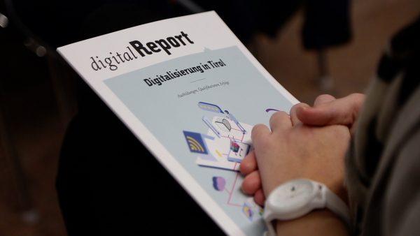 digital.tirol: Digitalisierung in Tirol vorantreiben