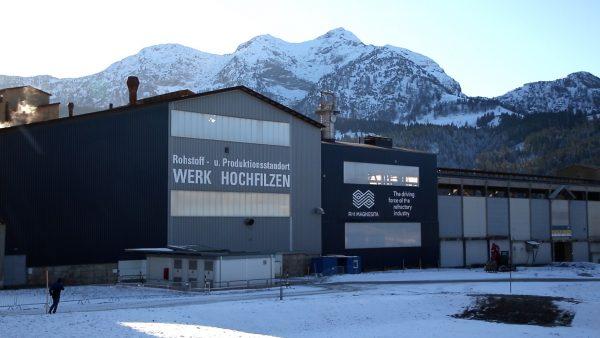 RHI Magnesita investiert in den Standort Hochfilzen