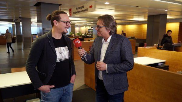 Bleib Gsund Tirol: Hubsi in der TGKK