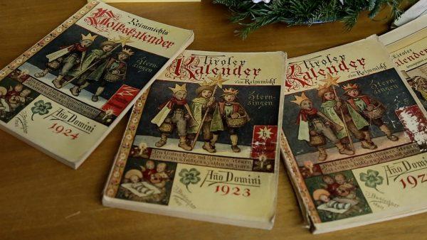 Allerhand aus'm Tyroler Land: 100 Jahre Reimmichlkalender