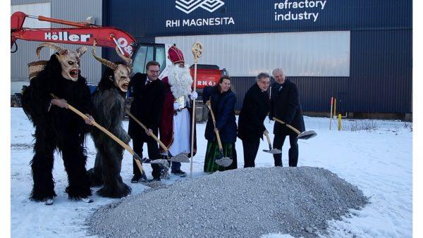 RHI Magnesita investiert 40 Millionen Euro in Hochfilzen