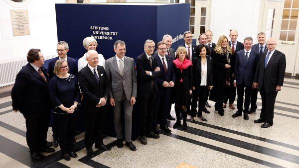 Uni Innsbruck: 2,5 Millionen Euro für Forschung und Ausbildung