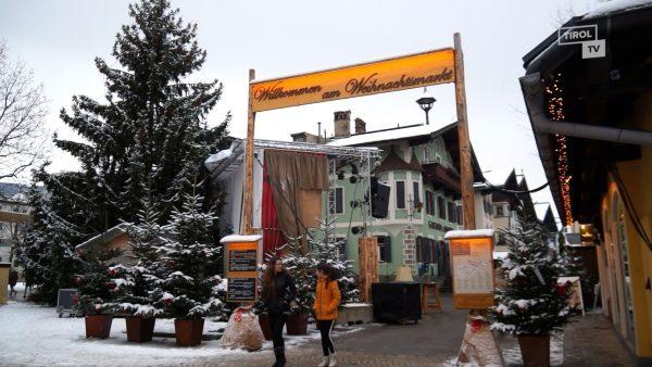 Weihnachtszauber in St. Johann