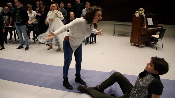 "Die Oper ""L´elisir D´amore"" feiert Premiere"