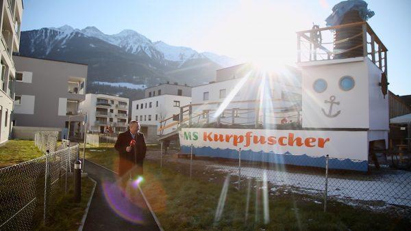 Allerhand aus'm Tyroler Land: Im Vorfeld der Fasnacht
