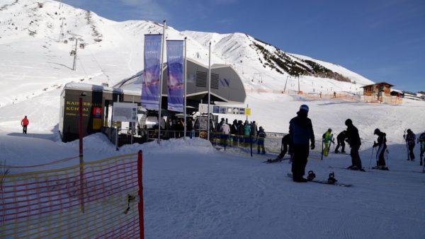 Winterspaß auf 2.020 Metern Höhe