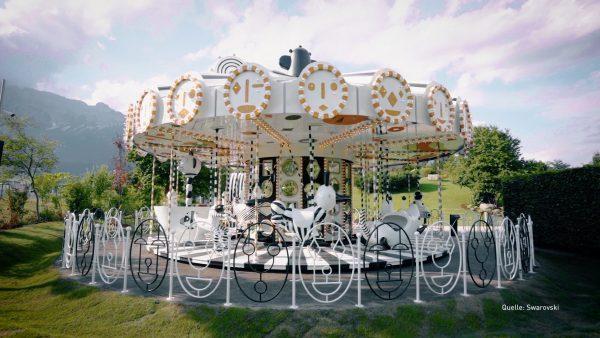 Ein Design Award für die Swarovski Kristallwelten