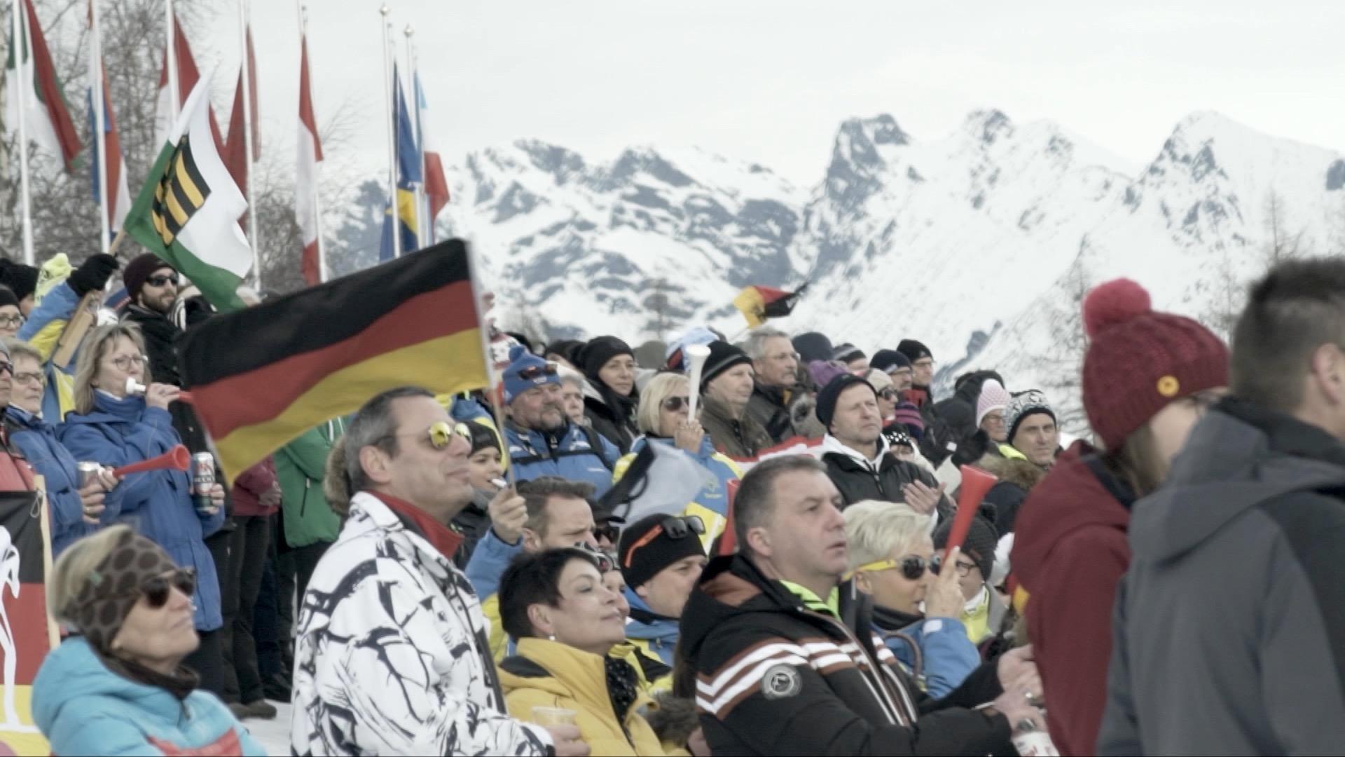 Bereit für die Winter World Masters Games