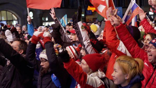 Die Winter World Masters Games sind eröffnet