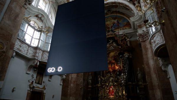 Fasten für die Augen: Moderne Kunst in Kirchen