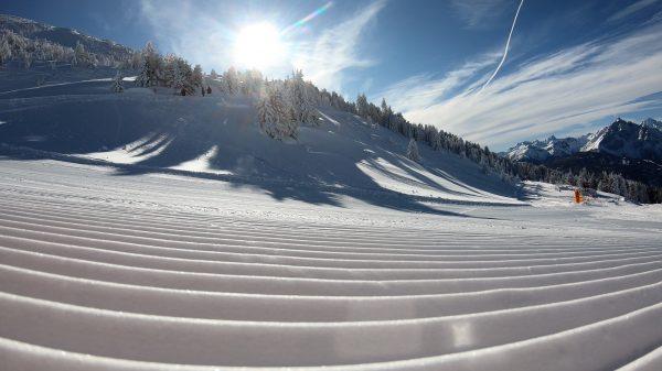 Patscherkofel: Ein kleines aber feines Skigebiet