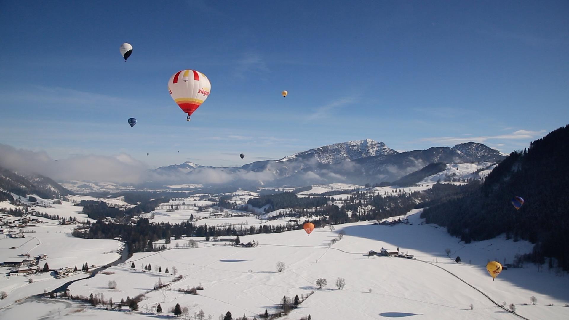 """""""Geheimnisse im Tourismus"""": Tag mit Ballon-Pilotin Karin"""