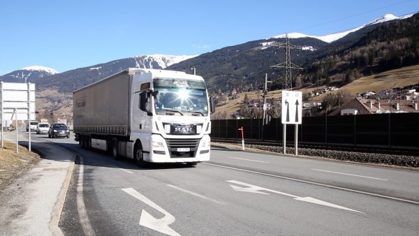 Der Kampf der Tiroler gegen den Transit