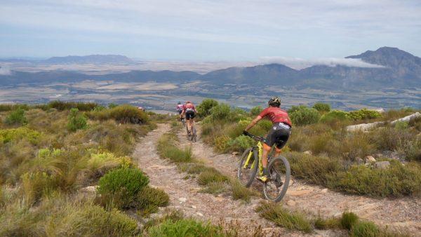 Vier Tage lang mit dem Mountainbike durch Südafrika