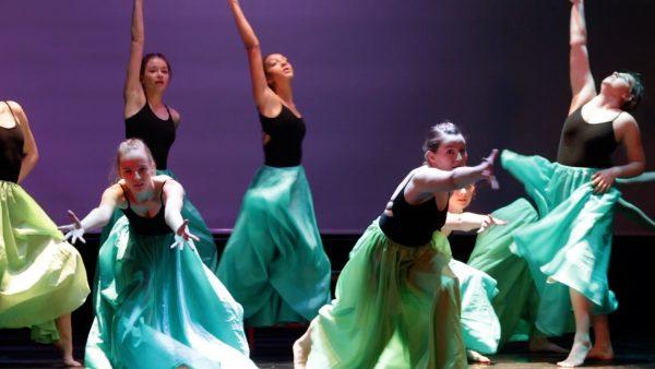 Gala Abend der Austria Tanz Akademie in St. Johann