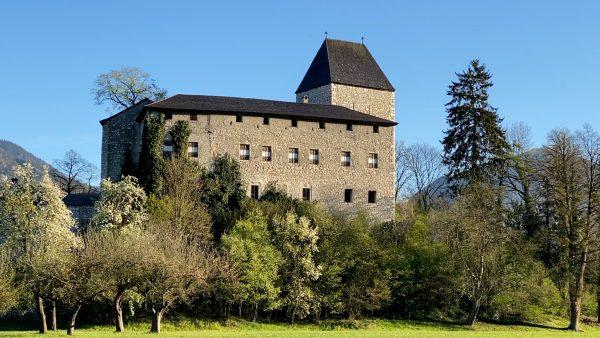 Allerhand aus'm Tyroler Land: Burgendreieck