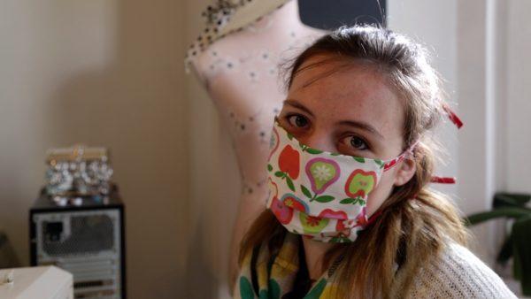 So können Sie selbst eine Schutzmaske anfertigen