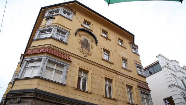Allerhand aus'm Tyroler Land: Die Schlossergasse in Innsbruck