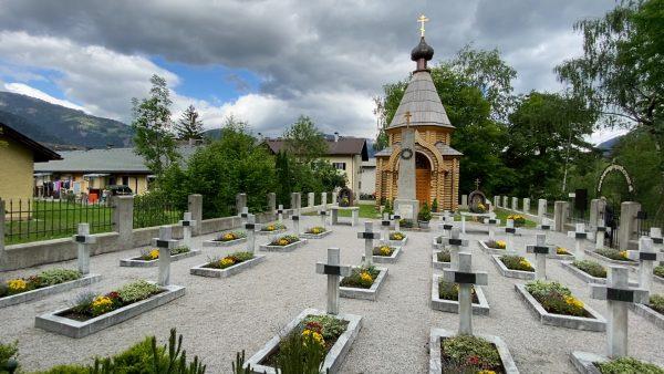 Erinnerung an die Kosaken-Tragödie in Lienz