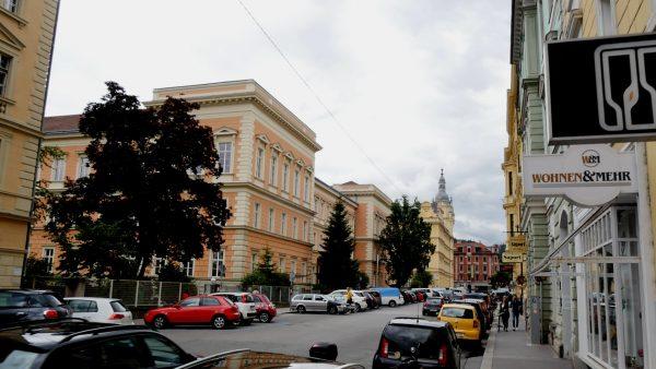 Allerhand aus'm Tyroler Land: Straßennamen in Innsbruck