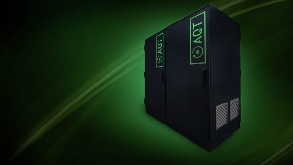 AQT wird Technologie Pionier