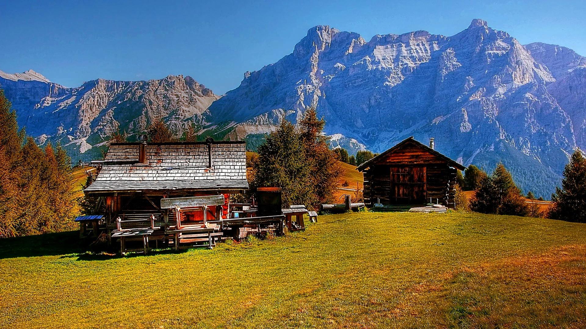 Tirols Almen und Hütten nach der Corona-Krise