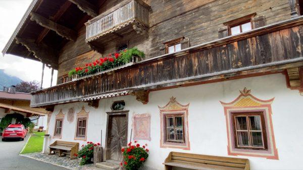 Allerhand aus'm Tyroler Land: Das Metzgerhaus in Kirchdorf