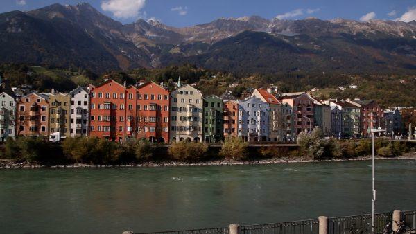 Innsbrucker Innenstadt ist Hitzezentrum