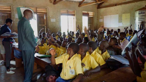 Tiroler Hilfe für Kinder in Uganda