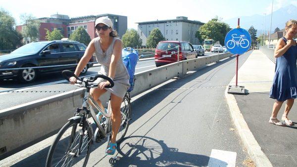 Fahrradfreundliche Baustellen