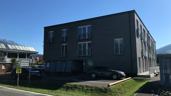 Fünf-Euro-Wohnen in Baumkirchen