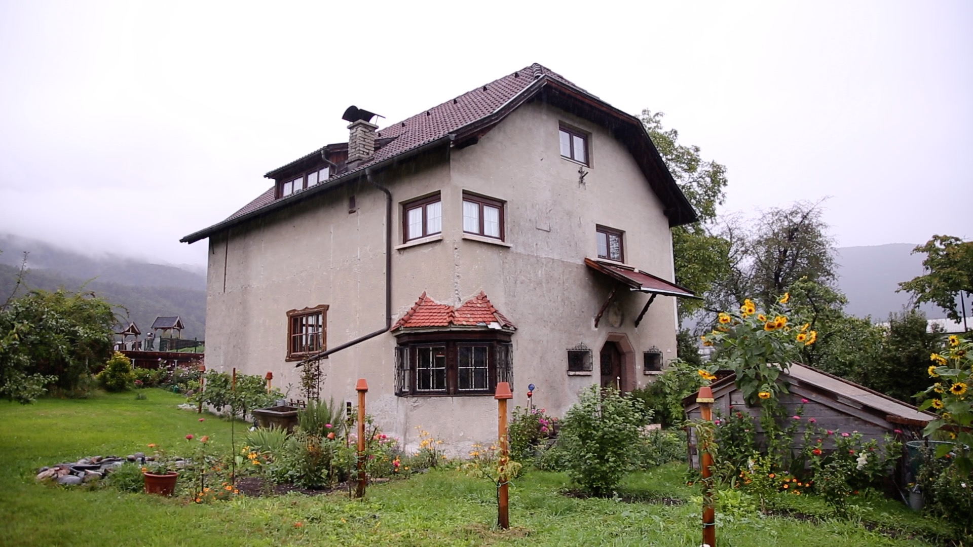 Allerhand aus'm Tyroler Land: Einberger Villa