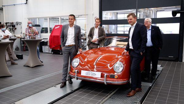 Kampf gegen den Rost im Karosseriezentrum in Kufstein