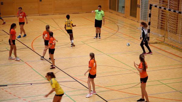 Österreichische Handballmeisterschaft in Telfs
