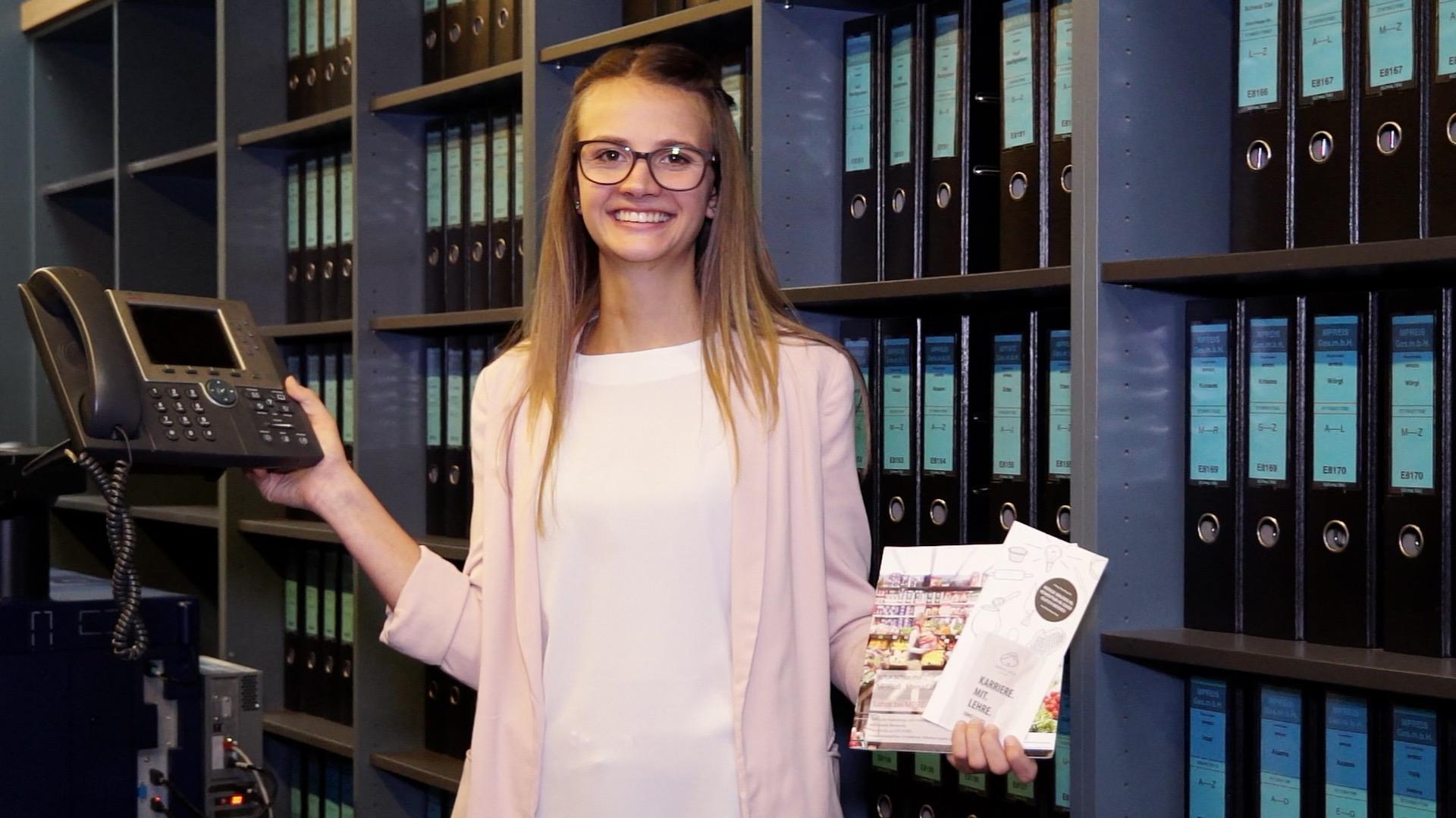 Julia Kirschner ist Lehrling des Jahres 2019