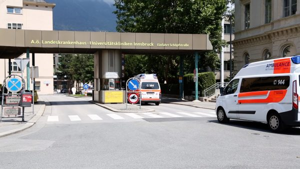 Klinikärzte appellieren an die Tiroler